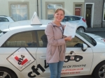 Nicola 09.09.17 passed with cf14 School Of Motoring