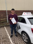 Norman 19.06.18 passed with cf14 School Of Motoring