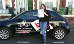 Rachel passed with cf14 School Of Motoring