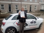 Rose 09/02/2017 passed with cf14 School Of Motoring