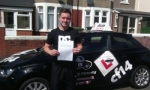 Ryan passed with cf14 School Of Motoring