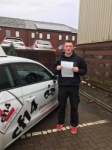 Sam Smith 31.01.18 passed with cf14 School Of Motoring