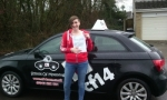 Sara passed with cf14 School Of Motoring