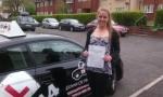 Sara passed with cf14 School Of Motoring