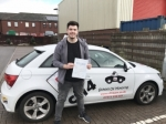 Simeon 22/03/2017 passed with cf14 School Of Motoring