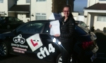 Sophie passed with cf14 School Of Motoring
