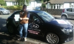 Steffan passed with cf14 School Of Motoring