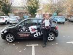 Tegan 15.11.17 passed with cf14 School Of Motoring