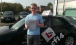Tim passed with cf14 School Of Motoring