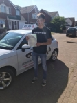 Tomos 27.06.18 passed with cf14 School Of Motoring