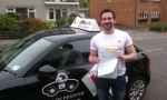Chris passed with cf14 School Of Motoring