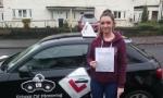 Hannah passed with cf14 School Of Motoring