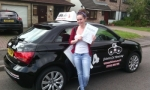 Katie passed with cf14 School Of Motoring