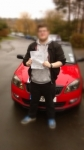 DANIEL COLBOURNE passed with Simon Hartley Driver Training