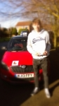 MATTHEW BUCKLE passed with Simon Hartley Driver Training