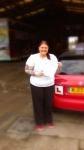 JESS MARSHALL passed with Simon Hartley Driver Training