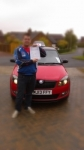 NICK ARMITAGE passed with Simon Hartley Driver Training