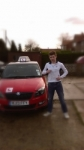 TOM WOOD passed with Simon Hartley Driver Training