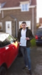 COREY CROWDY passed with Simon Hartley Driver Training