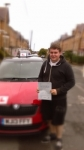 JACK BRITTON passed with Simon Hartley Driver Training