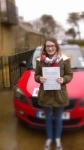 NICOLA AMER passed with Simon Hartley Driver Training