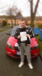 WOUDCIECH ROSADZIUISKI passed with Simon Hartley Driver Training