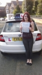 CHARLENE passed with Simon Hartley Driver Training