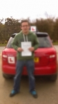 DANIEL passed with Simon Hartley Driver Training
