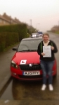 ABIGAIL MULDOWNEY passed with Simon Hartley Driver Training