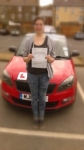 ABBIE PETREE passed with Simon Hartley Driver Training