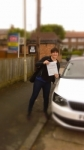 PAULA BIRCH passed with Simon Hartley Driver Training