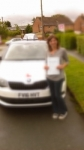 CLAIR MURGATROYD passed with Simon Hartley Driver Training