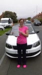 REBECCA HARTLEY passed with Simon Hartley Driver Training