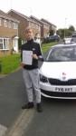MATTHEW GILLARD passed with Simon Hartley Driver Training