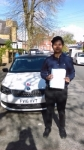 ED passed with Simon Hartley Driver Training