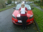 REBECCA KERR passed with Simon Hartley Driver Training