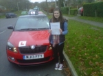 JOANNE DULEY passed with Simon Hartley Driver Training