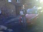 CALLUM NORRIS passed with Simon Hartley Driver Training