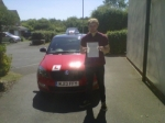 BEN HARTLEY passed with Simon Hartley Driver Training