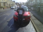 STEVEN RYAN passed with Simon Hartley Driver Training