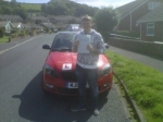 GRANT EVERETT passed with Simon Hartley Driver Training