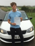 MARCUS BROWN passed with Simon Hartley Driver Training