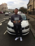 DARREN WALTERS passed with Simon Hartley Driver Training