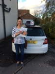 JAEANN HUH passed with Simon Hartley Driver Training