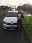 JONATHAN BASSETT passed with Simon Hartley Driver Training