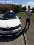 LAWRENCE BOWEN passed with Simon Hartley Driver Training