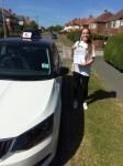 CHRYSANNA AIERY passed with Simon Hartley Driver Training