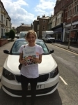 JO NEUMEGEN passed with Simon Hartley Driver Training