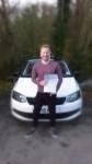 MATT PENN  passed with Simon Hartley Driver Training
