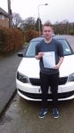 MICHEAL STABLES passed with Simon Hartley Driver Training